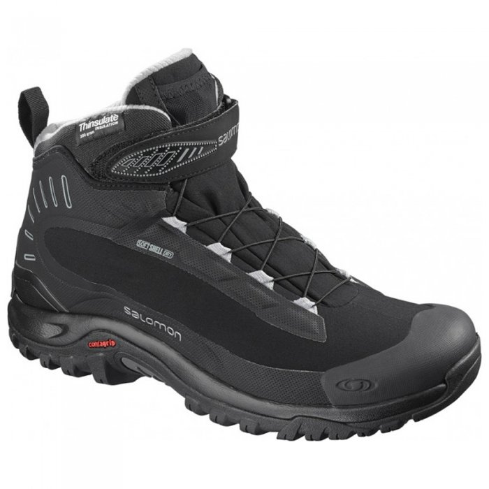 Salomon ботинки DEEMAX 3 TS WP (black/black/alloy )
