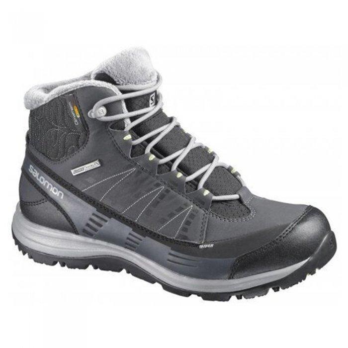 Salomon ботинки KAINA CS WP 2 W (black/asphal)