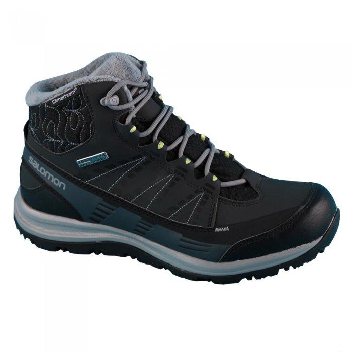 Salomon ботинки KAINA CS WP W (black/asphalt )