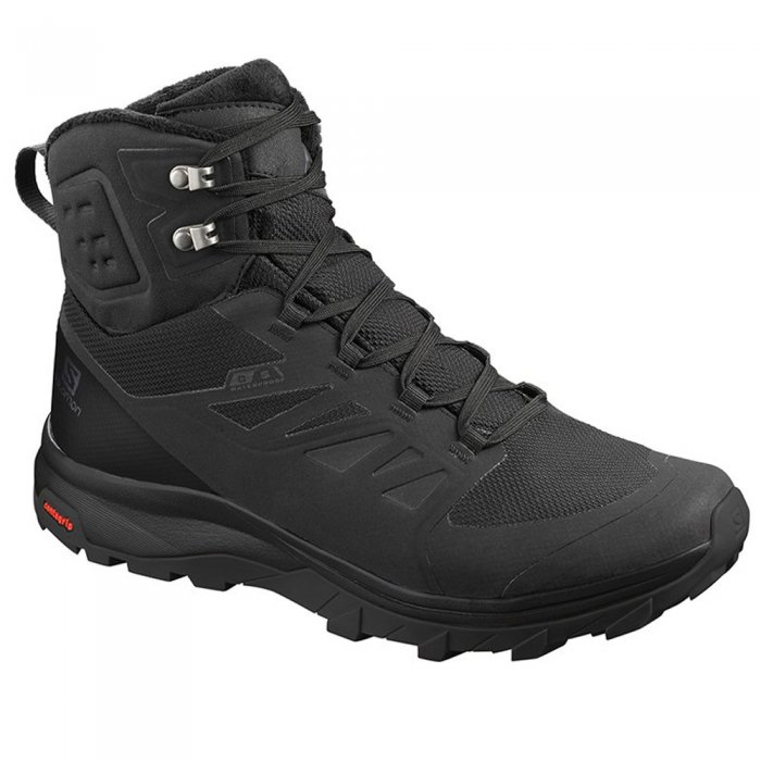 Salomon ботинки OUTblast TS CSWP (black/black/bla )