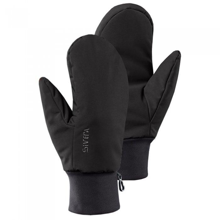 Sivera рукавицы Кулаты Borey (черный)