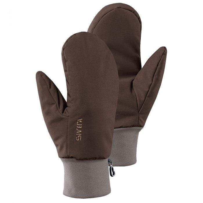 Sivera рукавицы Кулаты Borey (эспрессо)