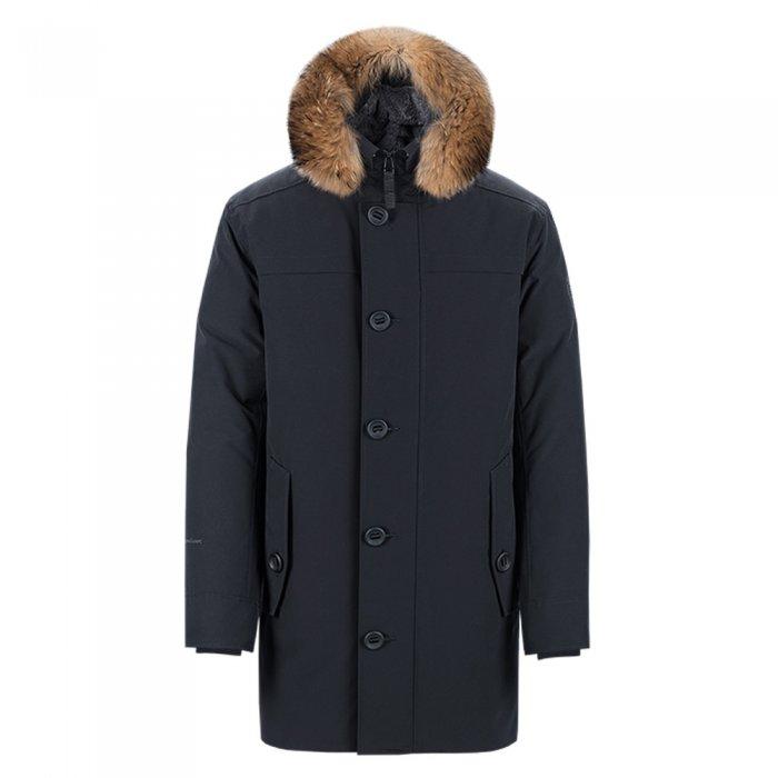 Sivera куртка муж. Наян М (черный)