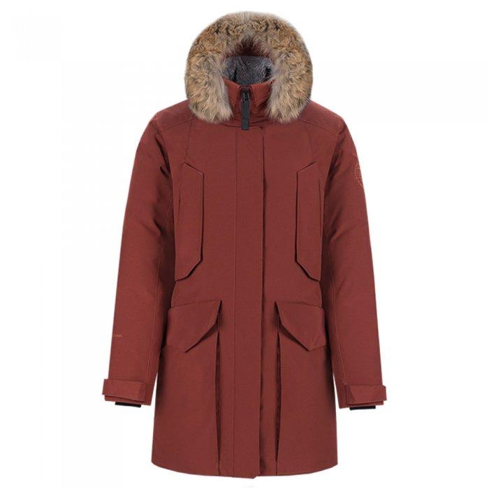 Sivera куртка жен. Шуя М (корица)