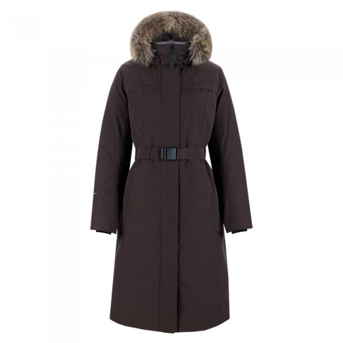 Sivera куртка жен. Волога М (эспрессо)