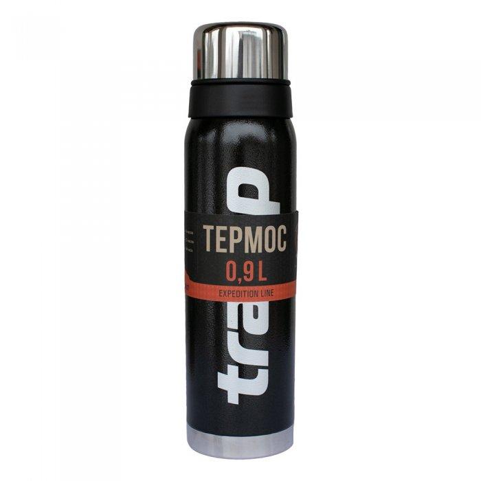 Tramp термос Expedition line 0,9 л (черный)