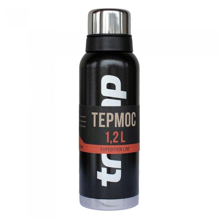 Tramp термос Expedition line 1,2 л (черный)