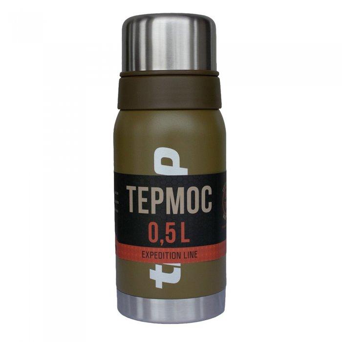 Tramp термос Expedition line 0,5 л (оливковый)