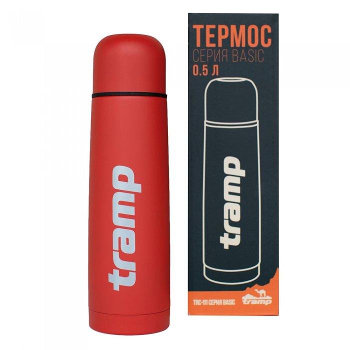 Tramp термос Basic 0,5 л (красный)