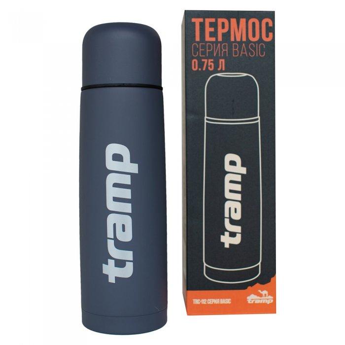 Tramp термос Basic 0,75 л (серый)