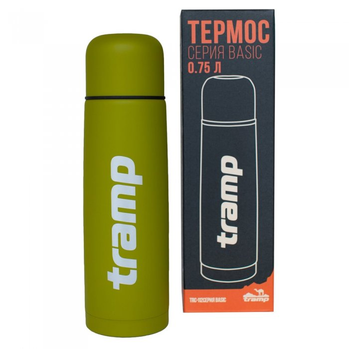 Tramp термос Basic 0,75 л (оливковый)