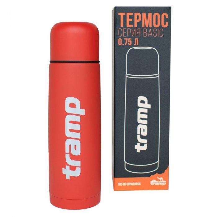 Tramp термос Basic 0,75 л (красный)