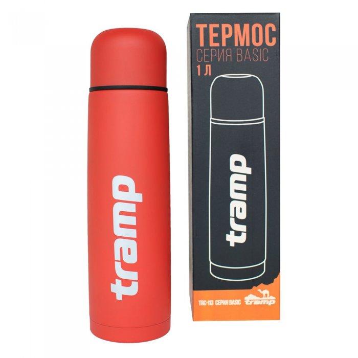 Tramp термос Basic 1 л (красный)