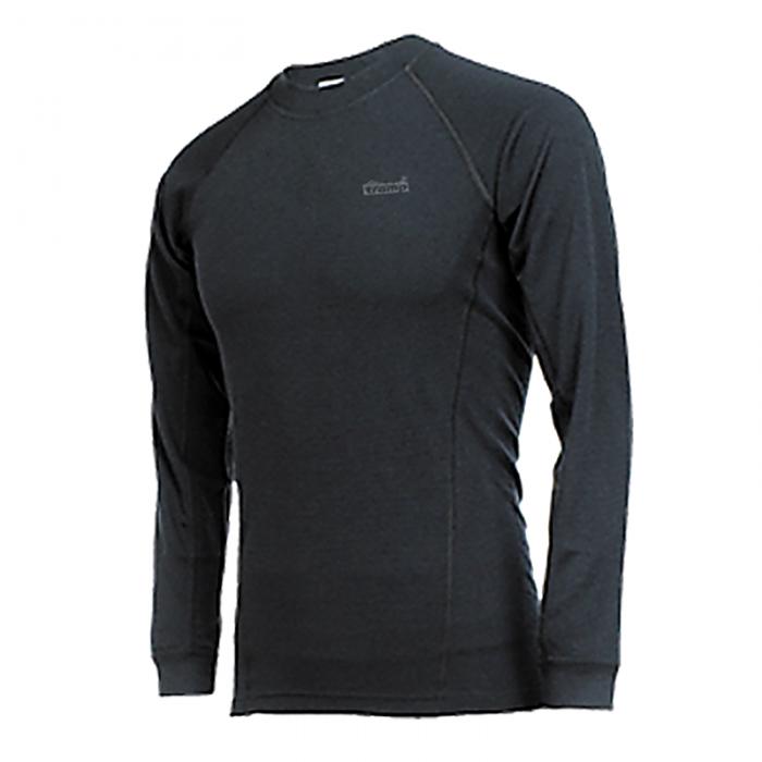 Tramp футболка с длинным рукавом мужская Fast Dry (черный)