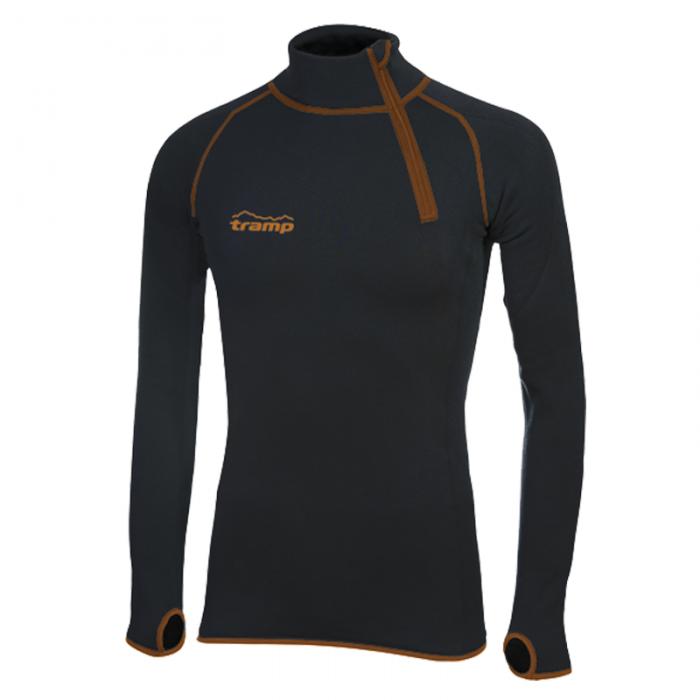 Tramp футболка с длинным рукавом Warm Stretch SZ (черный)