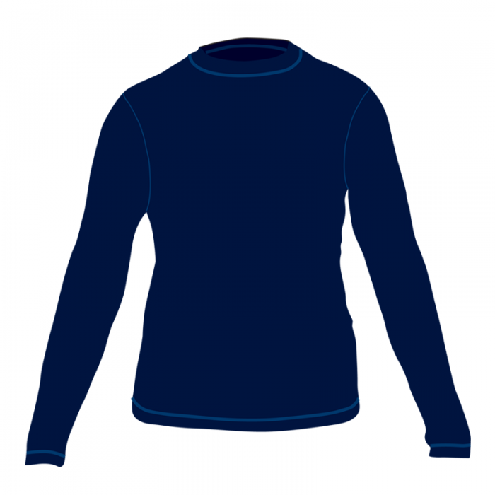 Tramp термобелье комплект Fleece (т.синий)
