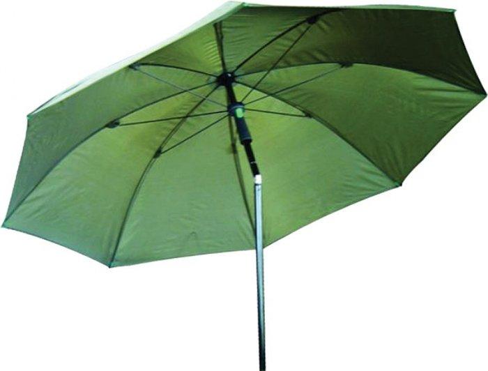 Tramp зонт рыболовный 125 см (зеленый)