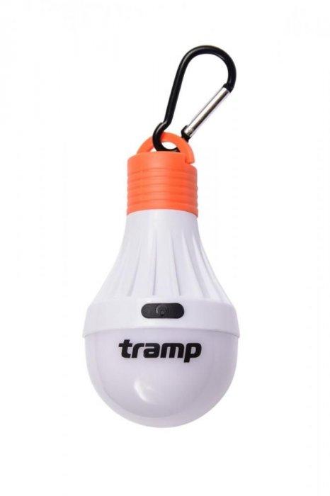 Tramp фонарь-лампа (оранжевый)