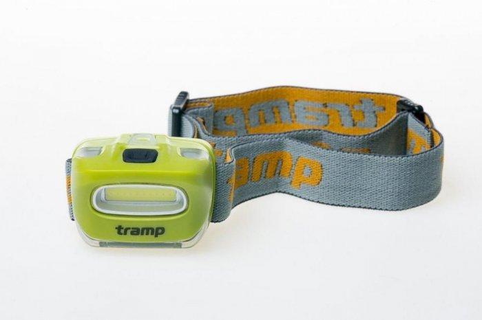 Tramp налобный фонарь (оливковый)