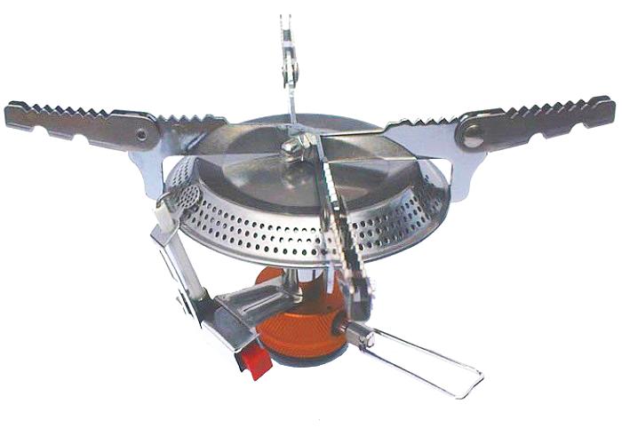 Tramp горелка туристическая складная TRG-043 (сталь, алюминий)