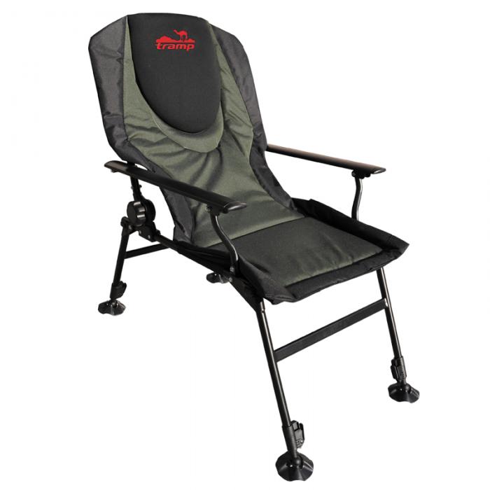 Tramp кресло Chairman (зеленый)