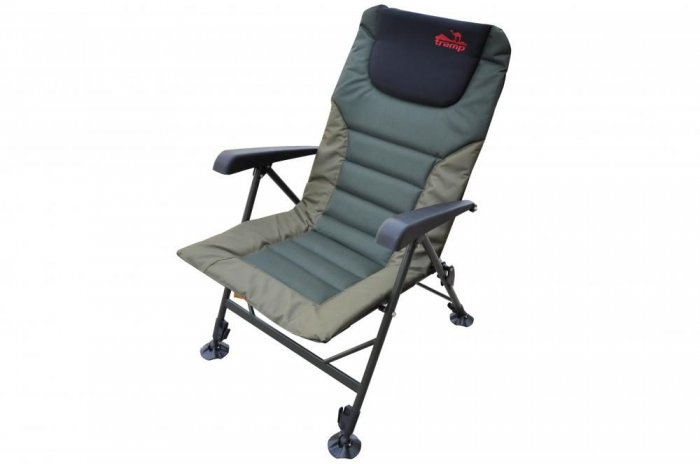 Tramp кресло Deluxe (зеленый)
