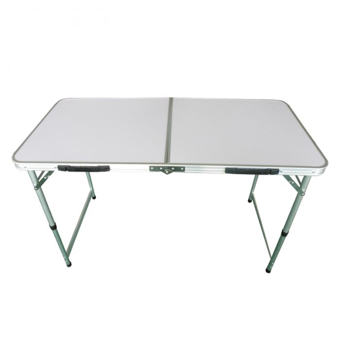 Tramp стол складной TRF-003 (120*60*50/70 см, алюминий)