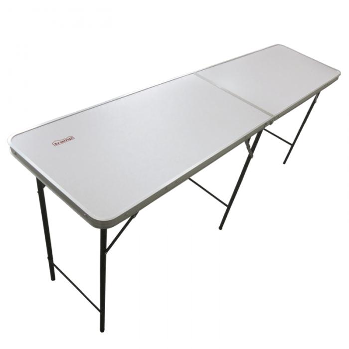Tramp стол складной TRF-025 (180*45*73 см, сталь/алюм)