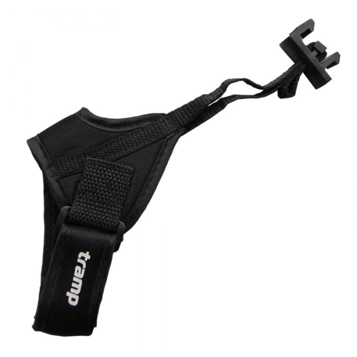 Tramp темляки скандинавская ходьба для палок Fitness (черный)