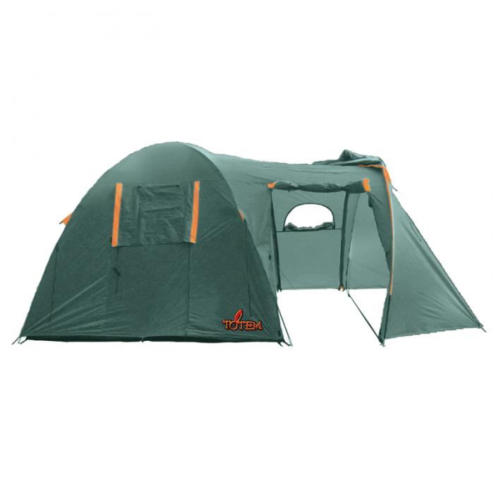 Totem палатка Catawba (зеленый)