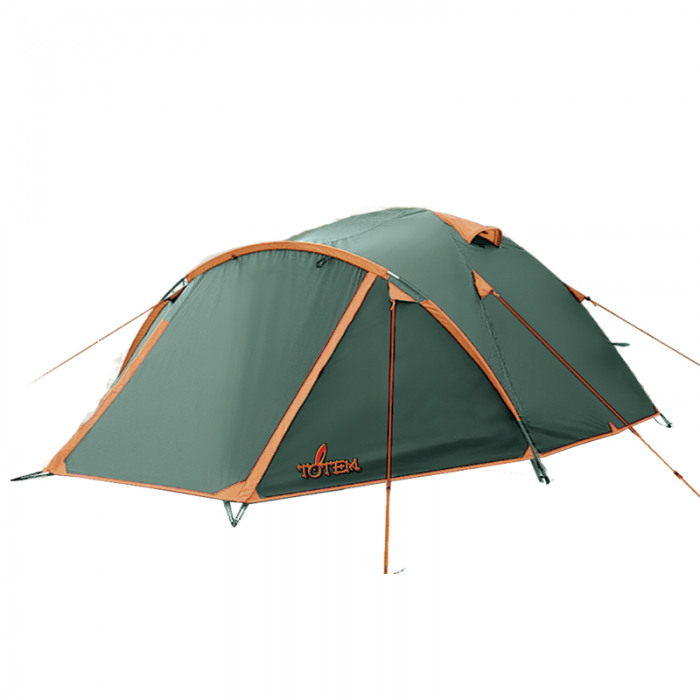 Totem палатка Indi 3 (V2) (зеленый)