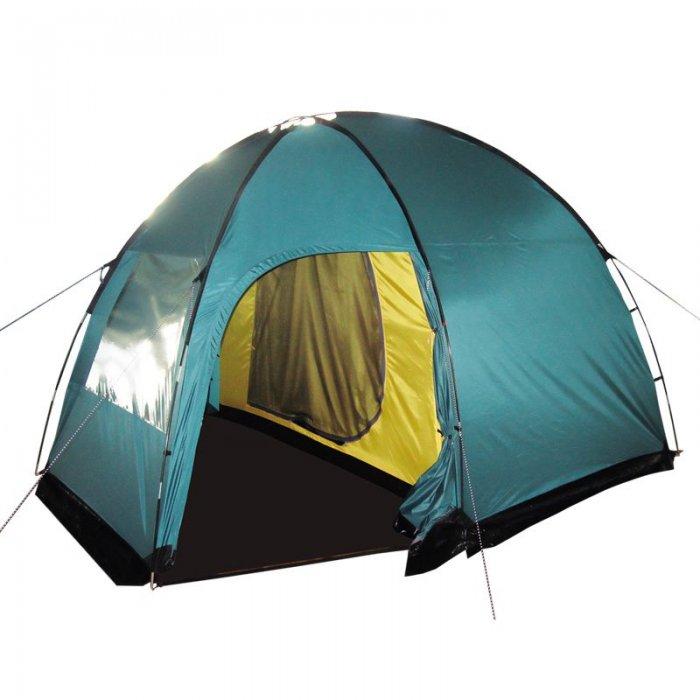 Tramp палатка Bell 4 (V2) (зеленый)