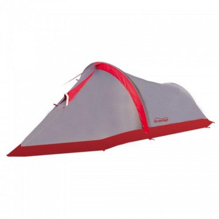 Tramp палатка Bike 2 (V2) (серый)