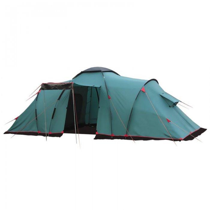 Tramp палатка Brest 4 (V2) (зеленый)