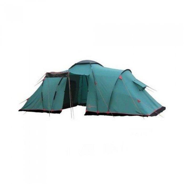 Tramp палатка Brest 6 (V2) (зеленый)