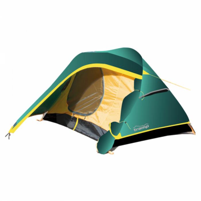Tramp палатка Colibri 2 (V2) (зеленый)