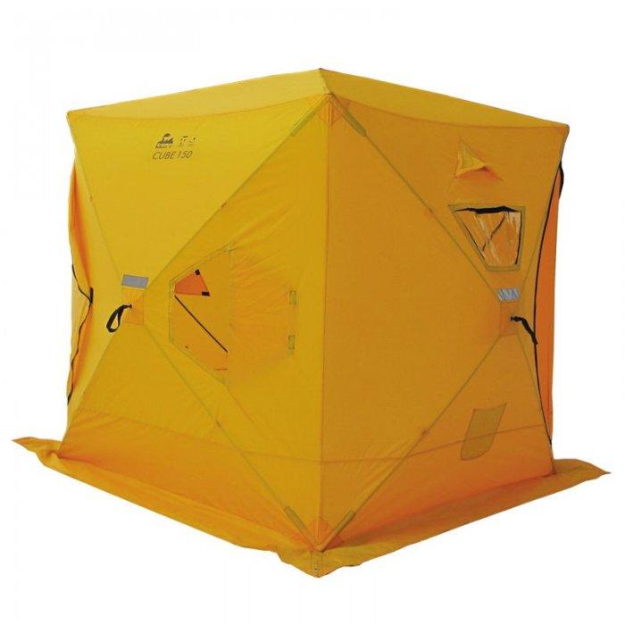 Tramp палатка Cube 150 (желтый)