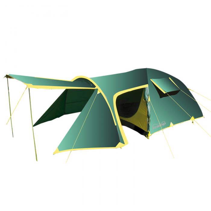 Tramp палатка Grot B (зеленый)