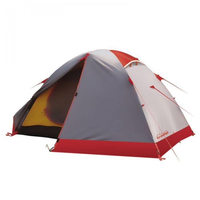 Tramp палатка Peak 3 (V2) (серый)