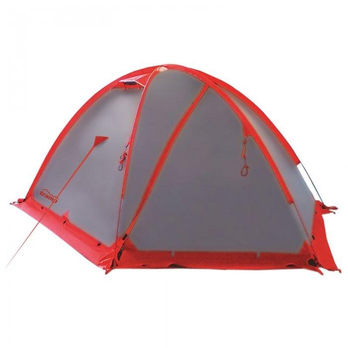 Tramp палатка Rock 2 (V2) (серый)