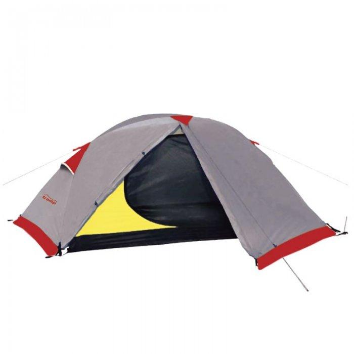 Tramp палатка Sarma 2 (V2) (серый)