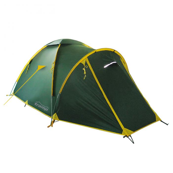Tramp палатка Space 2 (V2) (зеленый)