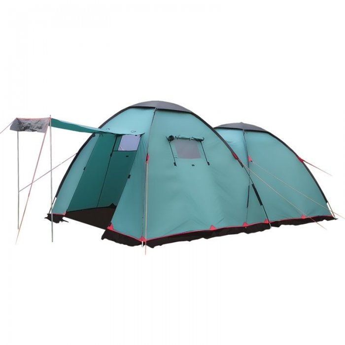 Tramp палатка Sphinx 4 (V2) (зеленый)