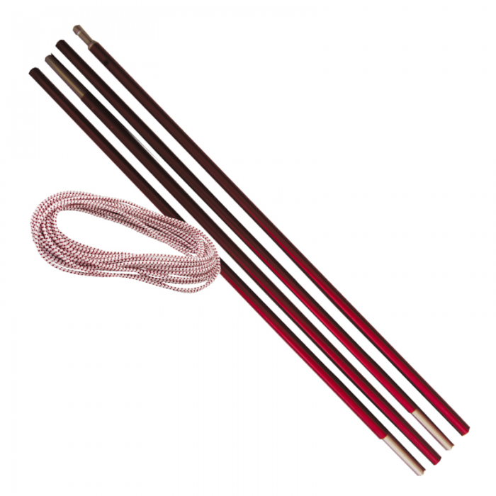 Tramp рем. комплект дуг Alu (4 секции + резинка) (алюминий)