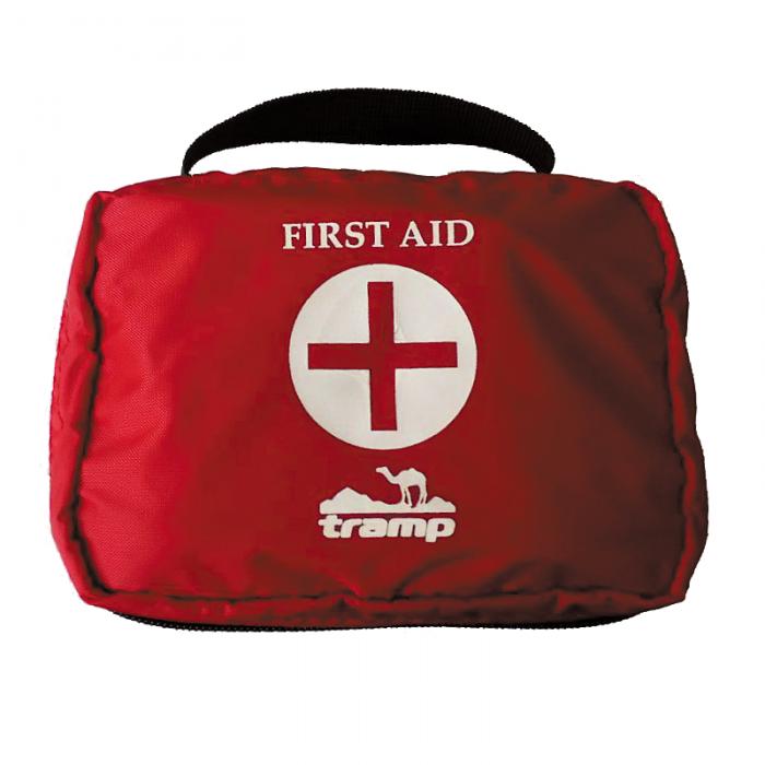 Tramp аптечка First Aid S (красный)