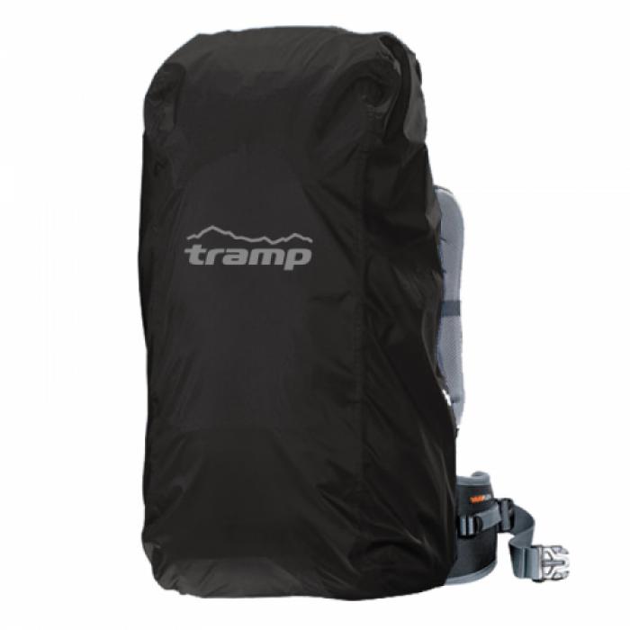 Tramp накидка на рюкзак L (70-100 л) (черный)