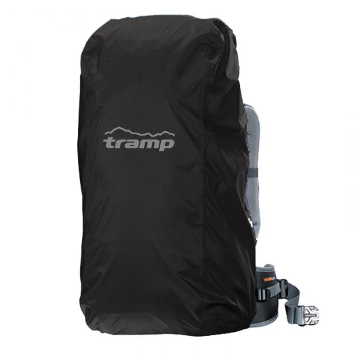 Tramp накидка на рюкзак S (20-35 л) (черный)