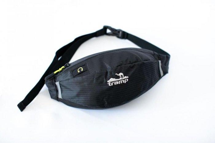 Tramp поясная сумка Crios (черный)