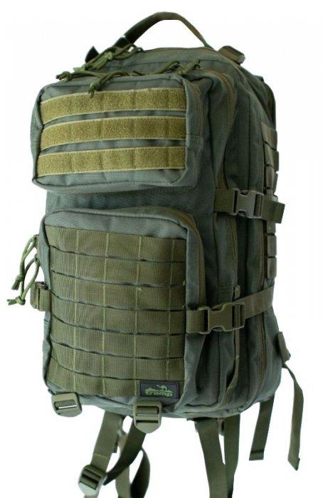Tramp рюкзак Squad 35 л (Olive green)