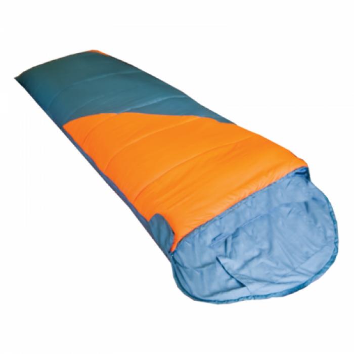 Tramp мешок спальный Fluff (оранжевый/серый)